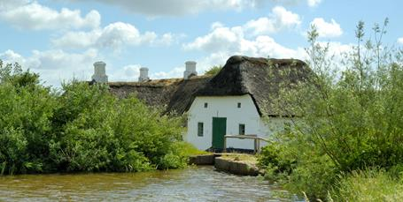 Historien om Dejbjerg og Bundsbæk Mølle